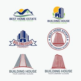 Logo immobilier 5