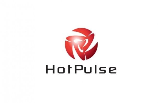 Logo impulsion chaud