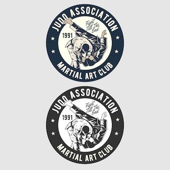 Logo de l'insigne de judo