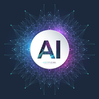 Logo de l'intelligence artificielle