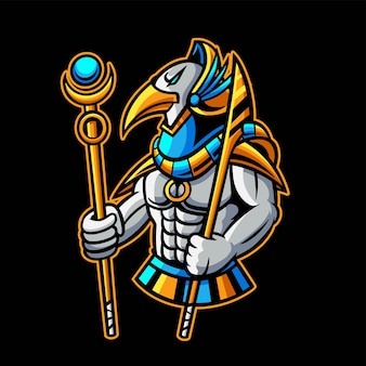 Logo de jeu horus esport