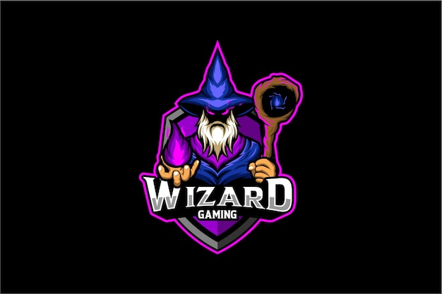 Logo de jeu warlock