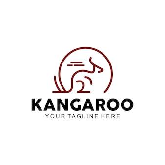 Logo kangourou