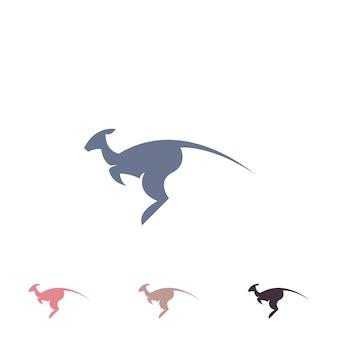 Logo de kangourou