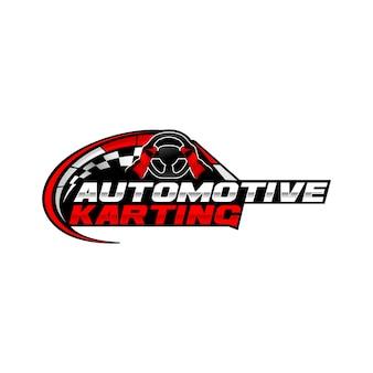 Logo de karting