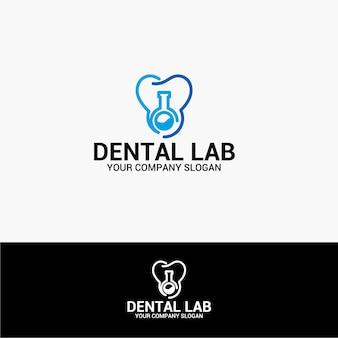 Logo de laboratoire dentaire