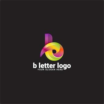 Logo de lettre b