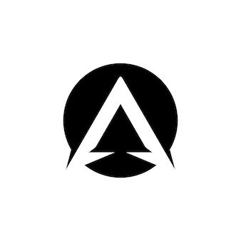 Un logo de lettre et une conception d'icône d'entreprise