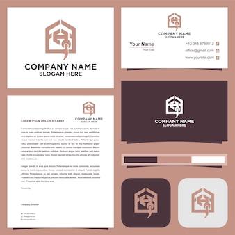 Logo lettre prime immobilière