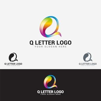 Logo de lettre q