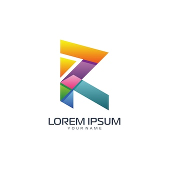 Logo lettre r