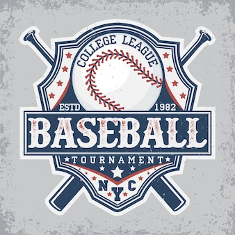 Logo de la ligue de baseball
