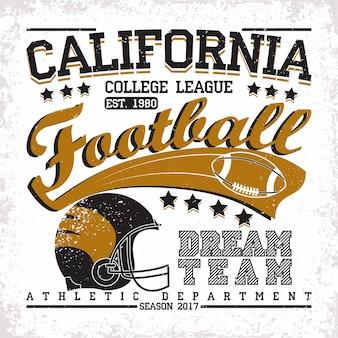 Logo de la ligue de football