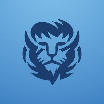 Logo lion finance