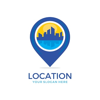 Logo de localisation