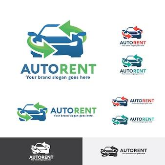 Logo de location de voiture