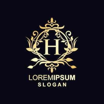 Logo de luxe d'une marque