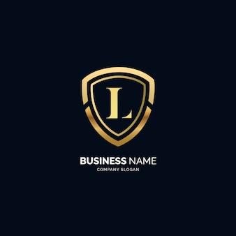 L logo de luxe