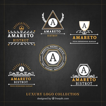 Logo de luxury collection
