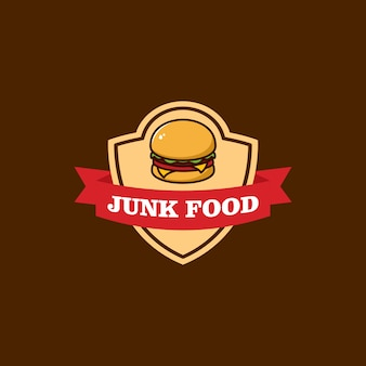 Logo de la malbouffe