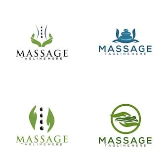 Logo de massage