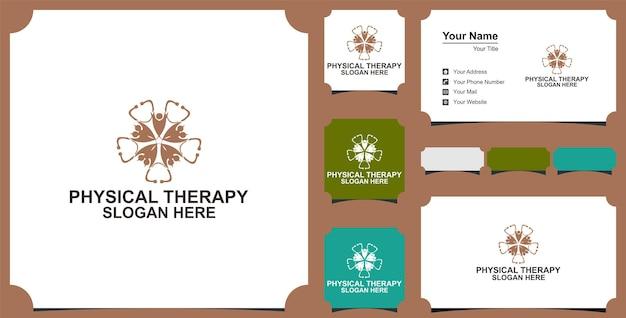 Logo médical centre de soins premium