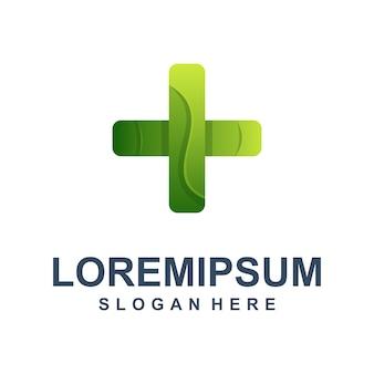 Logo médical premium