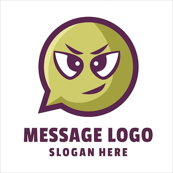 Logo de message