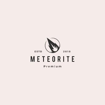 Logo météore impact