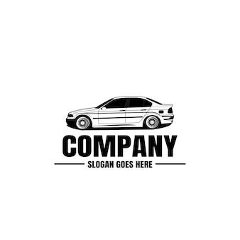 Logo modèle de véhicule. icône de voiture pour la conception de l'entreprise.