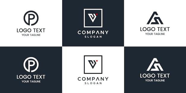 Logo monogramme