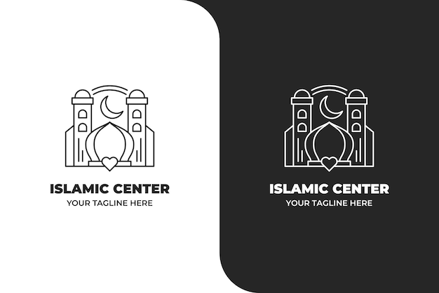 Logo monoline centre islamique