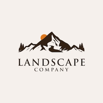 Logo de la montagne