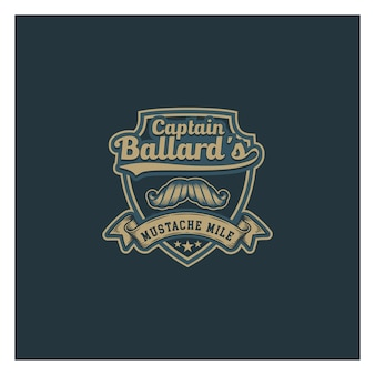 Logo de la moustache