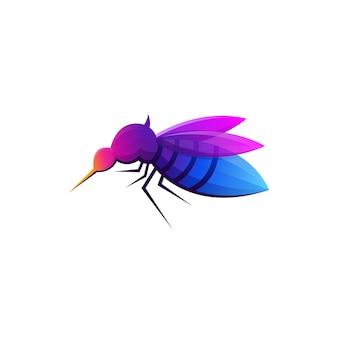 Logo de moustique