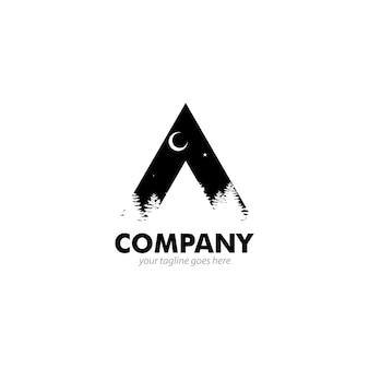 Logo nature nuit