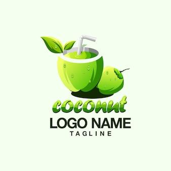 Logo de la noix de coco