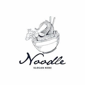 Logo de nouilles