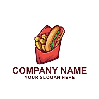 Logo de la nourriture