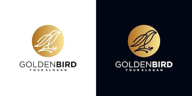Logo d'oiseau, référence pour le logo d'entreprise