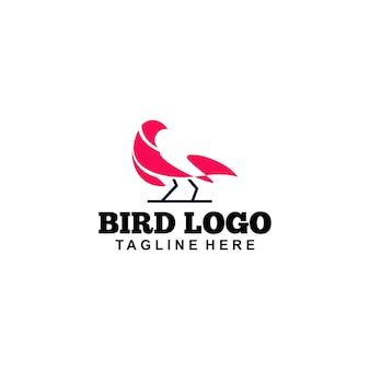 Logo de l'oiseau