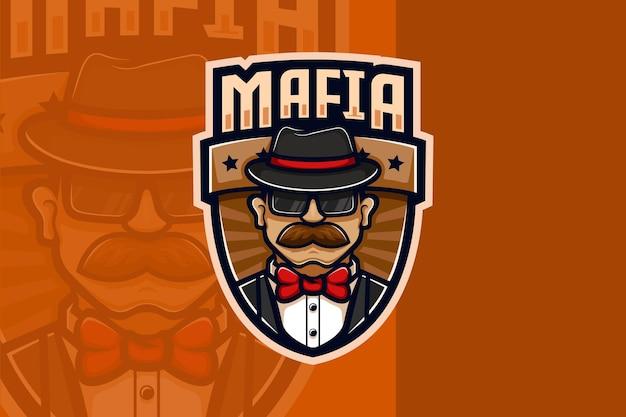 Logo oldman mafia