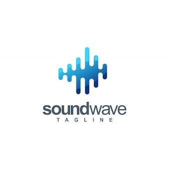 Logo de l'onde sonore