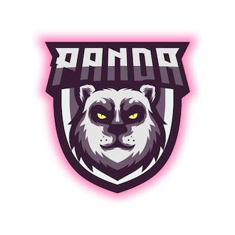 Logo panda esport
