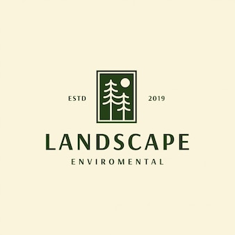 Logo de paysage