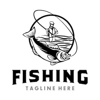 Logo de pêche