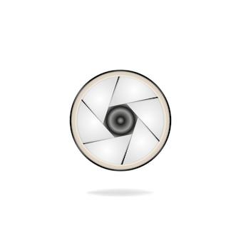 Logo de photographie numérique