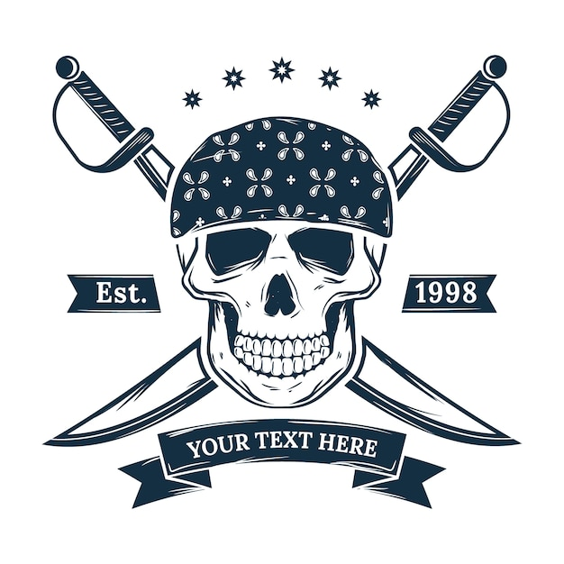 Logo des pirates