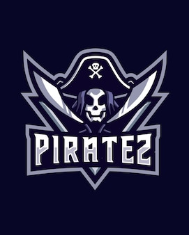 Logo piratez
