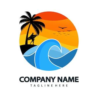 Logo de la plage de summe